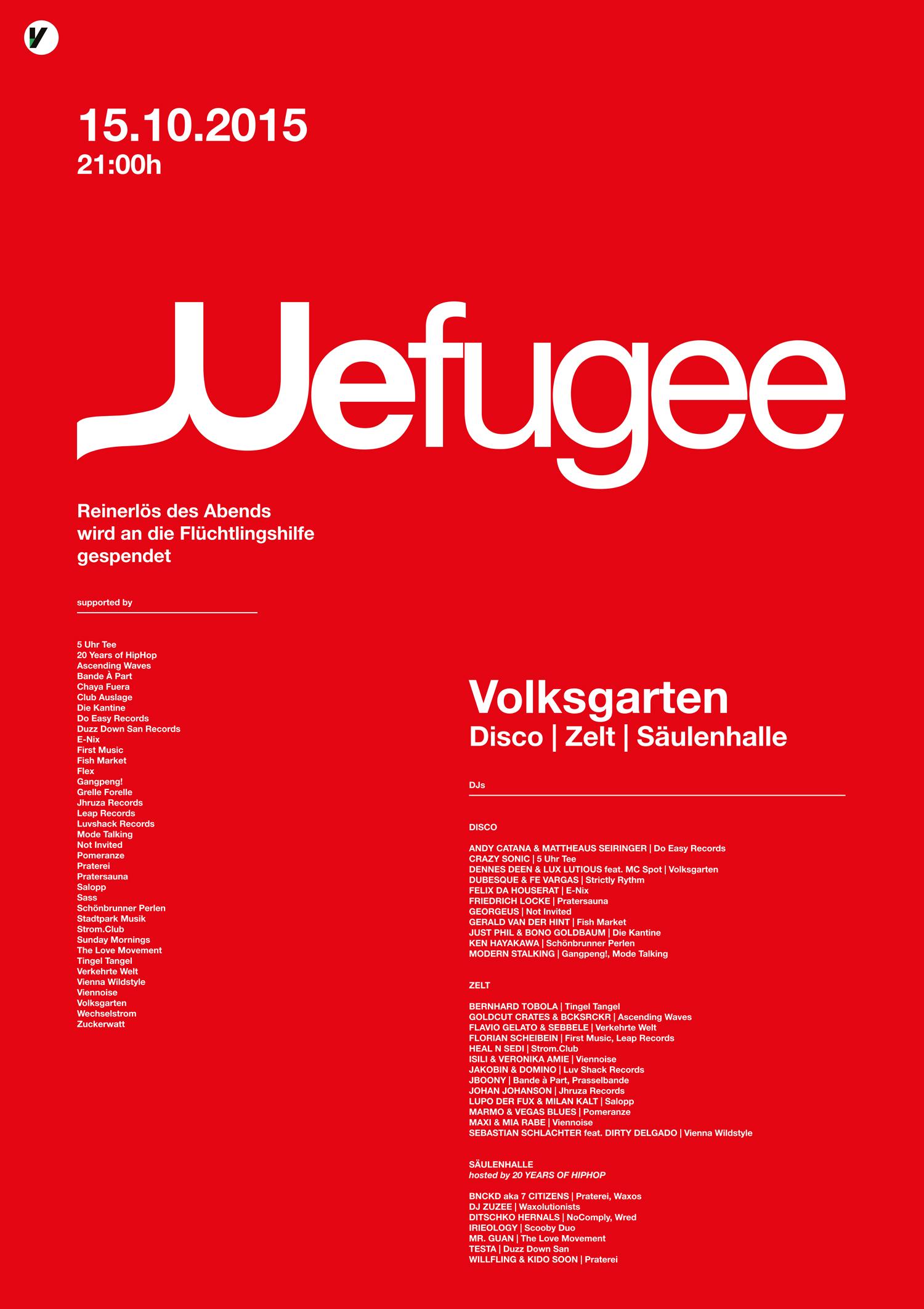 Wefugee Sujet
