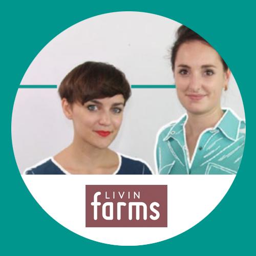 Livin Farms logo