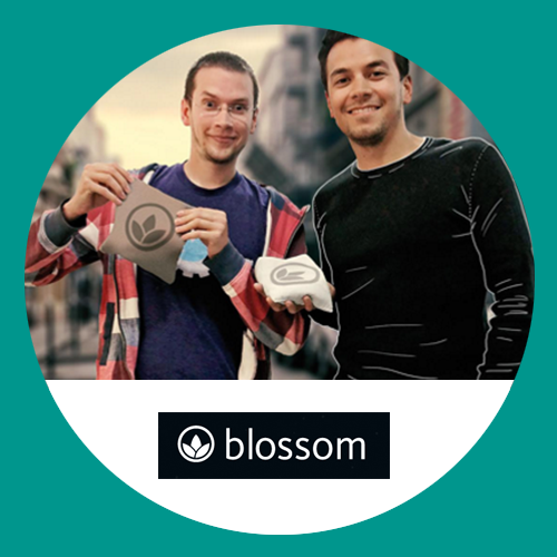 Blossom.io logo
