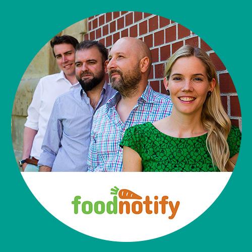 FoodNotify logo