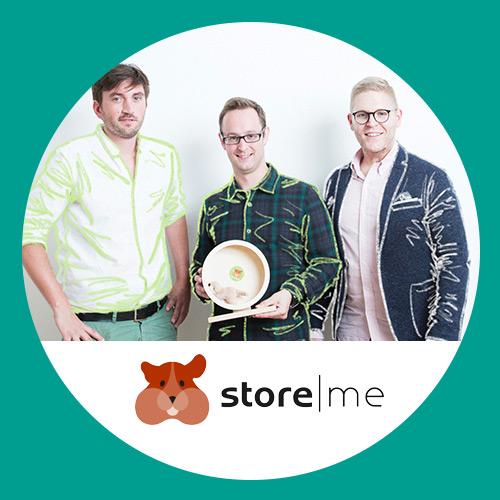 StoreMe logo