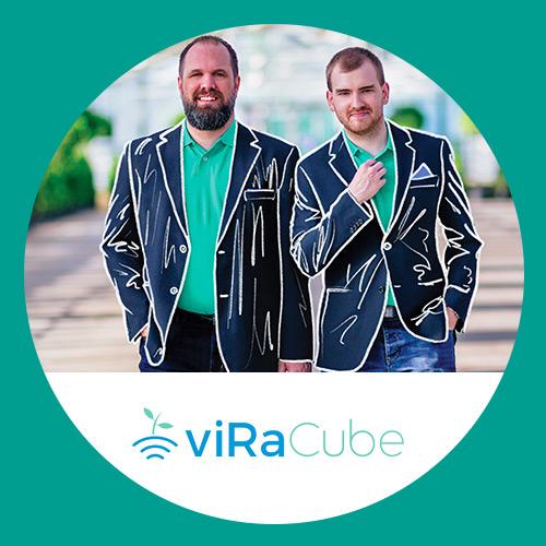 Viratechnologies logo