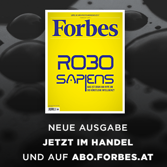 Jetzt die neue Forbes gemütlich nach Hause bestellen